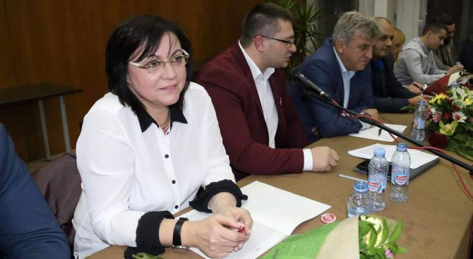 """""""Намираме се в най-бедния регион на страната - Северозападна България."""