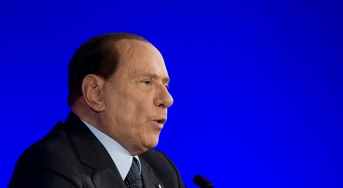 Бившият италиански премиер Силвио Берлускони, срещу когото бяха водени няколко