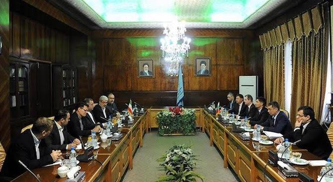 В периода 12-15 ноември в Техеран се проведе Деветата сесия