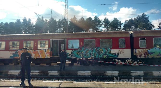 Убийството във влака на гара Вакарел постави темата за сигурността