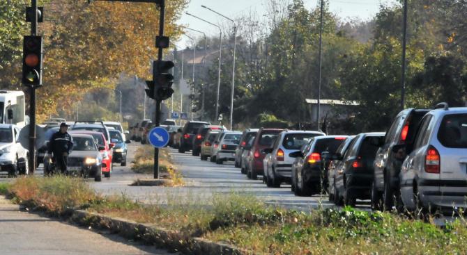 Протестен автопоход тръгна от Хасково за Свиленград. Недоволни от положението