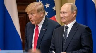 Говорителят на Кремъл: Путин и Тръмп размениха само няколко думи в Париж