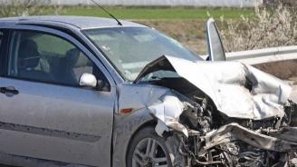 Тежка катастрофа край Стара Загора, загинал е мъж