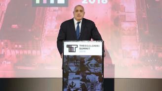 Борисов в Солун: Нашата свързаност е геостратегическа (видео)