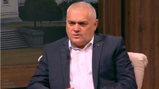 Валентин Радев: Полицията трябва да действа с твърда ръка