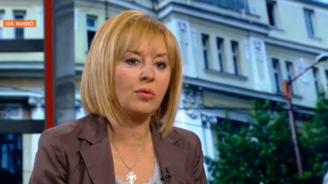 Манолова за оставката на Симеонов: Безспорно е победа за протестиращите майки