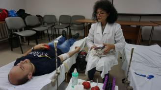 Кръводарителска акция търси дарители във Варна