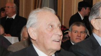 Бившият правосъден министър Васил Гоцев почина