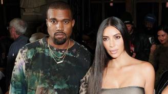 Ким и Кание дариха половин милион за благотворителност
