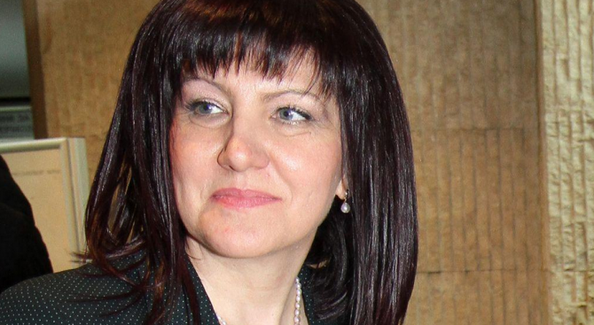 Председателят на Народното събрание Цвета Караянчева е на двудневно официално