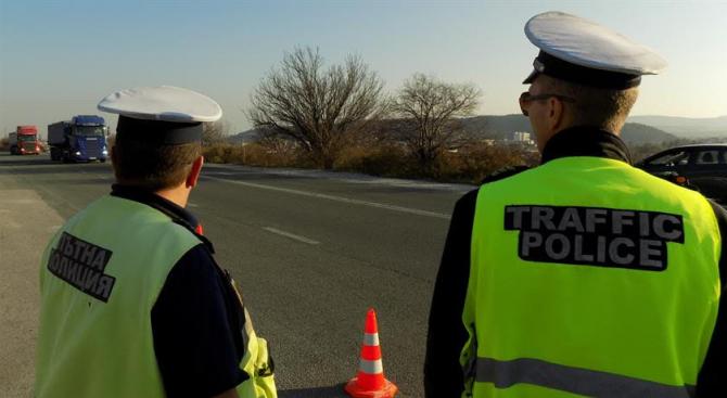 При зимна обстановка се увеличават рисковете за пътни инциденти с