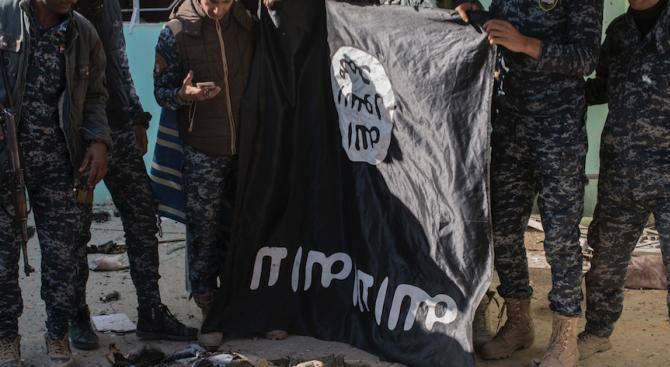 Жената камикадзе, която извърши в края на октомври атентат в