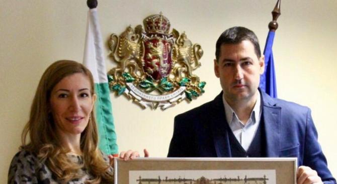 Ангелкова проведе работна среща с кметa на община Пловдив