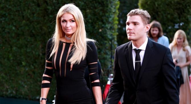 Хотелиерската наследница Парис Хилтън напусна актьора Крис Зилка. Двамата се