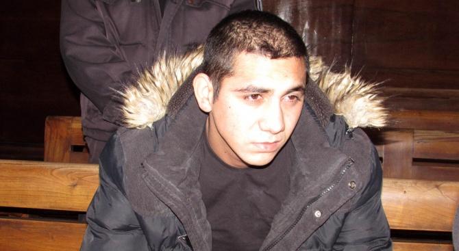 22-годишният Северин Красимиров, обвинен за убийството на тв водещата Виктория
