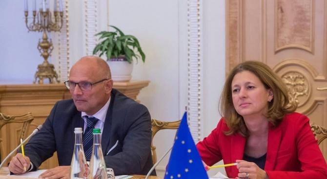 В рамките на посещението в Украйна 19 - 22 ноември