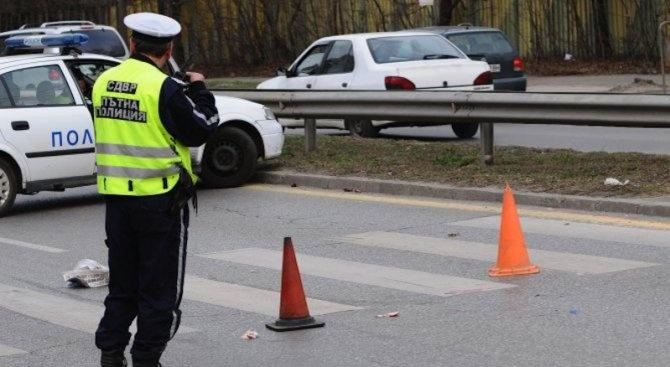 19-годишен шофьор прегази пешеходка във Варна