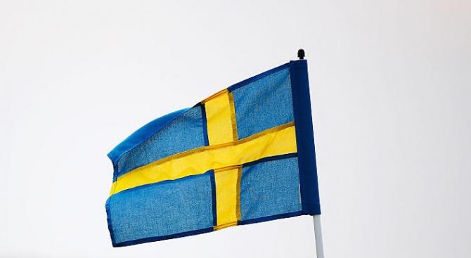 Лидерът на шведската Партия на центъра Ани Льооф обяви днес,