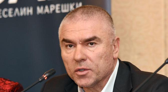 Веселин Марешки призова депутатите да работят по-ефективно за гражданите