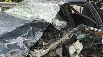 Тежка катастрофа взе жертва на пътя между Първомай и Поповица