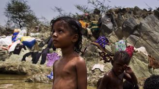 85 000 деца умрели от глад в Йемен?