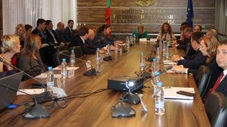 Петя Аврамова участва в Съвета по регионална политика