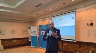 Министър Желязков пред ПГЕРБ: Интересът на европейските компании към Летище София е огромен