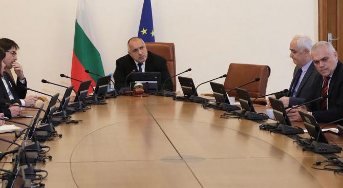 Съветът по сигурността към МС: Действията от страна на Русия в Азовско море са недопустими