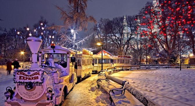 Виена очаква рекорден брой посетители на коледните базари