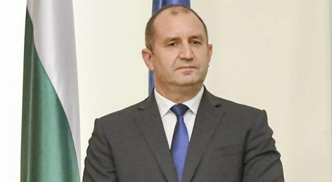 """Президентът Румен Радев даде старт на новото издание на """"Българската Коледа"""""""