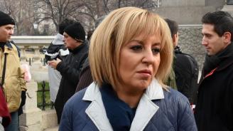 Манолова ще изпрати жалба до КС заради Закона за личната помощ