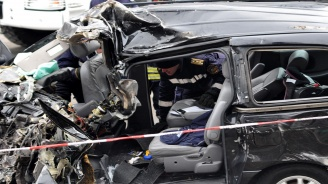 20 тежки катастрофи за последните 24 часа