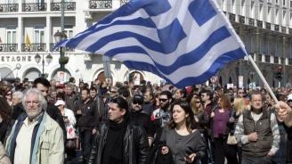 24-часова обща национална стачка парализира Гърция