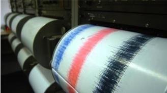 Земетресение с магнитуд 5.8 разтърси Индонезия