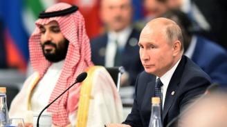 Путин разтревожен от риска за нова надпревара във въоръжаването (снимки)