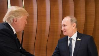 Доналд Тръмп е имал неофициални разговори с Владимир Путин в Буенос Айрес