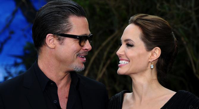 Джоли и Брад Пит постигнаха споразумение за децата