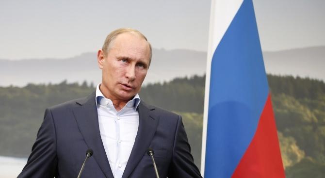 Владимир Путин обвини Украйна, че не желае мир с Русия