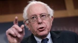 Бърни Сандърс допуска възможността да се кандидатира за президент на САЩ на изборите през 2020 г.