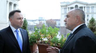 Борисов притеснен от напрежението между Русия и Украйна