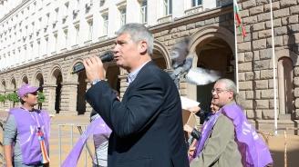 Пламен Димитров: Всеки българин трябва да поиска увеличение на заплатата поне с 10 %