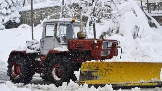 Община Видин е в готовност да действа при усложнена зимна обстановка
