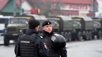 Хиляди са евакуирани от молове в Москва след серия от бомбени заплахи