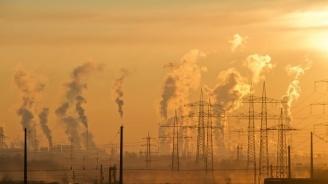 Тази сутрин въздухът в четири града е бил опасно мръсен