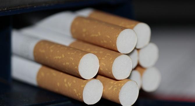 Хванаха сърбин с голямо количество контрабандни цигари