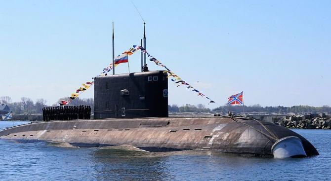 Индия смята да вземе още една подводница на лизинг от Русия