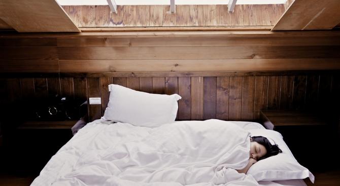 Здравият сън е полезен при подготовка за изпити