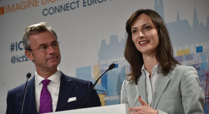 Мария Габриел: Европа трябва да увеличи инвестициите в нови технологии и цифрови умения