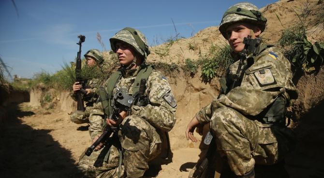 Украинските граничари ще стрелят без предупреждение