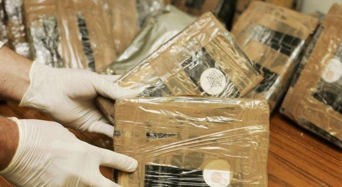 Иззеха над 1 тон хероин при акция в Източна Турция